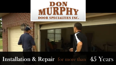 Don murphy garage doors cincinnati 513 771 6087 for Murphy garage doors