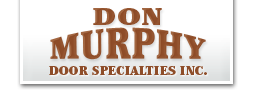 Don Murphy Garage Doors